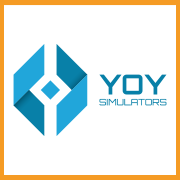 ↑ YOY Simulators